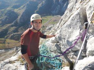 David Puente - Técnico montaña I